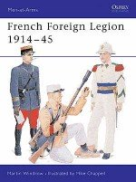 French Foreign Legion 1914–45